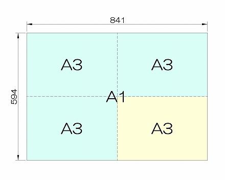A1とA3の関係